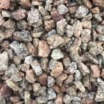 Bin 2: Tiffany Pink Granite