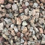 Bin 2: Pink Granite